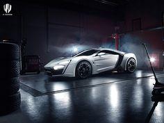 Lykan (Source: Faróis de diamante por 3,4 milhões de dólares: o carro mais luxuoso do mundo - Discovery Brasil - More pics at http://luxe.discoverybrasil.uol.com.br/farois-de-diamante-por-34-milhoes-de-dolares-o-carro-mais-luxuoso-do-mundo/?campaing=fbdni6# )