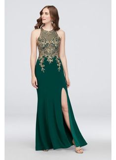 Looking for cute and stylish dresses for Prom? Shop for the perfect prom dress at David's Bridal with gowns and dresses available in sizes Shop online or book an appointment in store online! Beautiful Gowns, Beautiful Outfits, Davids Bridal Prom, Sheath Dresses, Mother Daughter Fashion, Muslim Women Fashion, Cute Prom Dresses, Prom Dress Shopping, Slytherin