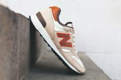 finest selection 2b744 e9a9d New Balance Made in USA M1300 Creme Brown