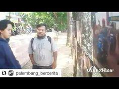 Gebyar Jurnalistik LPM Ukhuwah, Palembang Bercerita