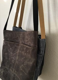 The Hedgerow Book Bag Pattern | AllFreeSewing.com