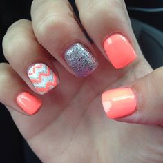 love these nails !! <3