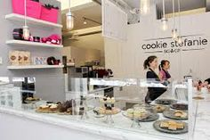 Cookie Stephanie - GF options at this little shop in the Old Port has delicious cupcakes, mini cakes and brownies. They have even started making grilled cheeses.