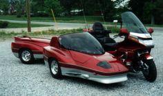 Astro Sport - by Hannigan Sidecars.