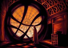 Doctor Strange by Murray Lewis Doctor Strange Benedict Cumberbatch, Ghost Dog, Dr Strange, Marvel Entertainment, Marvel Characters, Marvel Cinematic Universe, Occult, Mystic, Avengers