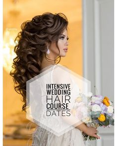 Intensive wedding hair course ✅ 5 days 30 hours ➕ $1000 Dates: ✅ March 13-17 ✅ March 20-24 ✅ March 27-31 ✅ April 3-17 ✅ April 10-14 start at 11 am and finish at 5 pm 5 basic hairstyles: ✅ Voluminous curls ✅ Our signature hairstyle - Greek style ✅ Low weightless updo ✅ Very popular medium updo ✅ Curls on one side We provide our professional tools such as Elstile irons, Elstile valiks and clip in hair extensions after course we provide certificate