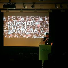 Summer #pitchparty at @startuplab_no
