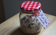 fabriquer des sels pour le bain maison