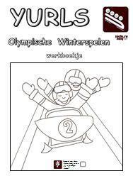 Yurls Werkboekjes :: werkboekjes.yurls.net Olympic Sports, Winter Olympics, Winter Theme, School, Learning, Russia, Gaming, Schools, Teaching