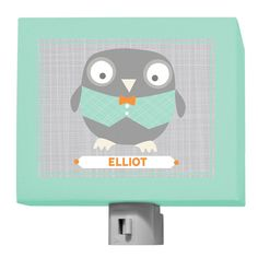 """Happy Owl - Multi"" by Oopsy Daisy Artist, Vicki Barone 