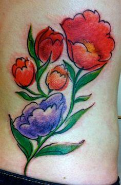 by Ryoko at Brooklyn Tattoo