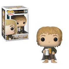 Lord of the Rings Merry Brandybuck Pop! Vinyl Figure: Image 2