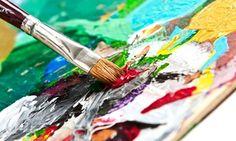 47% Off BYOB Painting Class at Cajun Canvas