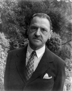 William Somerset Maugham by Carl Van Vechten
