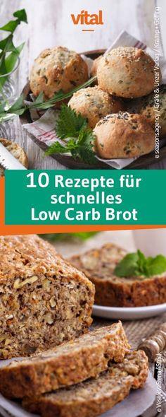 Unsere Brot- und Brötchenrezepte sind frisch, lecker, knusprig und einfach zu backen.