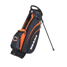 Chicago Bears NFL Stand Bag by Wilson. Buy now @ReadyGolf.com!