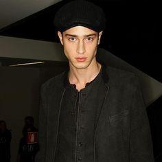 Armenian model Aram Gevorgyan