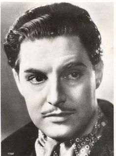 Robert Donat -  The Ghost goes west, Goodbye Mr Chips (Oscar best actor), Hitchcok's 39 Steps ...