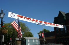 The Birthplace of MemorialDay - Read More at AmericanProfile.com