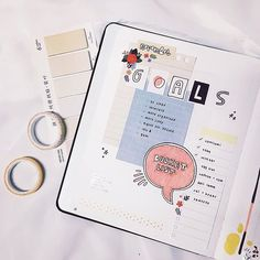 Find images and videos about bullet journal and bujo on We Heart It - the app to get lost in what you love. Bullet Journal Disney, Planner Bullet Journal, Bullet Journal Notebook, Bullet Journal Inspo, Bullet Journal Layout, My Journal, Journal Pages, Bullet Journals, Bullet Journal Aesthetic