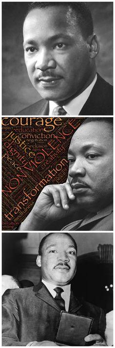 Motivation Mondays: Walk in the Light #MLKDay #motivationalquotes #martinlutherking