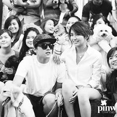 Never get out of style♥ #B&W #Kathniel #tb
