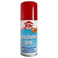k2r smacchiatore a secco spray confezione da 12 pezzi