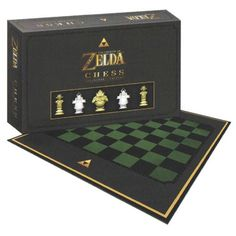 The Legend of Zelda Chess Collectors Set