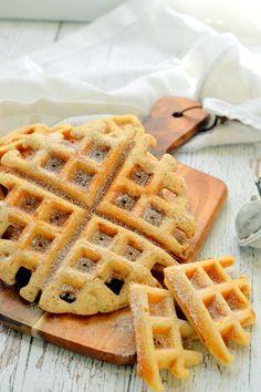 Gofri cukor- és gluténmentesen Sin Gluten, Waffles, Pancakes, Hungarian Recipes, Hungarian Food, Cukor, Bbq, Paleo, Diet