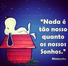 #sonhos