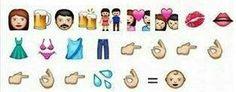 Explicacion de donde vienen los niños, con los emoticonos del WhatsApp  #whatsapp #funny #humor #emoticono #emoji