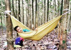 POHONHAMMOCKPOHON  me #hammock #hammocks #hammocklife #hammocktime by @bahrysukarta