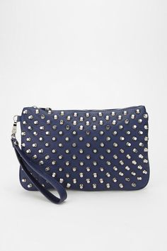 Steve Madden Galaxy Stud Zip-Pouch  #UrbanOutfitters