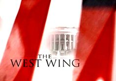 The West Wing...my favorite TV show of all time.