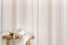 collection Sherwood - papier peint vinyle sur intissé rayure beige - référence 67911052 - facile à poser