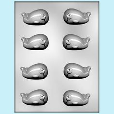 CK Products Whale Chocolate Mold * Continue to the product at the image link. (This is an affiliate link) Chocolate Candy Molds, Melting Chocolate, White Chocolate, Candy Making, Mold Making, Cake Decorating Supplies, Cookie Decorating, Baby Whale, Baking Accessories