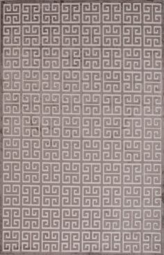 Jaipur Living Fables FB90 White Trellis/Chain/Tiles Area Rug