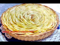 Reteta tarta de mere - طارت التفاح
