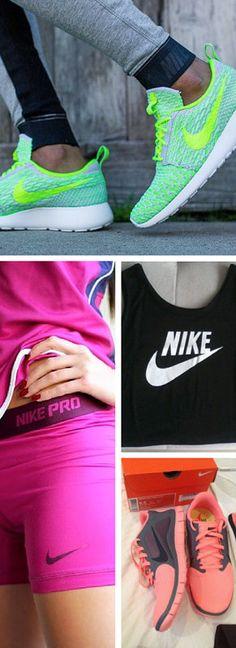 Nike Roshe One Pink