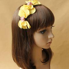 New Cute Bowknot Flower Fashion Girls' Hair Accessories Band Hoop Headband Gift #UnbrandedGeneric