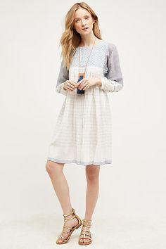 Riyaz Tunic Dress - anthropologie.com