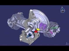 LPI2-Projet-Moteur Citroen 2Cv & Kinematics