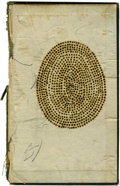 dots, boy do I love dots . Olivia Jeffries (burn holes on book cover) Illustrations, Illustration Art, Tantra Art, Aboriginal Art, Contemporary Paintings, Graphic, Art Forms, Sculpture Art, Printmaking