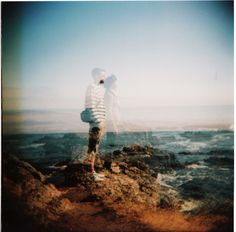 Holga Magic, @amberlynne I had to show this photo, its amazing!