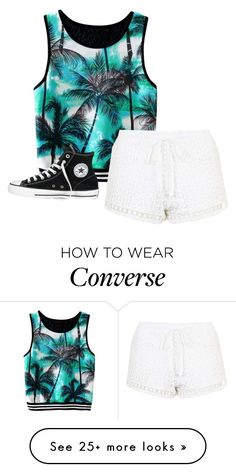"""Casual !"" by maryyyyyyyyyyy on Polyvore featuring Topshop and Converse"