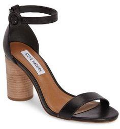 3a3dffe6f02 Women s Steve Madden Sara Column Heel Sandal