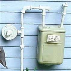Miniature Gas Meter