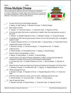 ancient china activities and worksheets ancient china pinterest