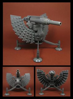 """Baroque Canon"" by Karf Oohlu: Pimped from Flickr"