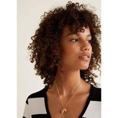 T-shirt À Rayures Col En V - Taille : 42;38;36 Medium Length Curls, Stripe Print, Stretch Fabric, V Neck, Black Women, Faces, Girls, People, Style